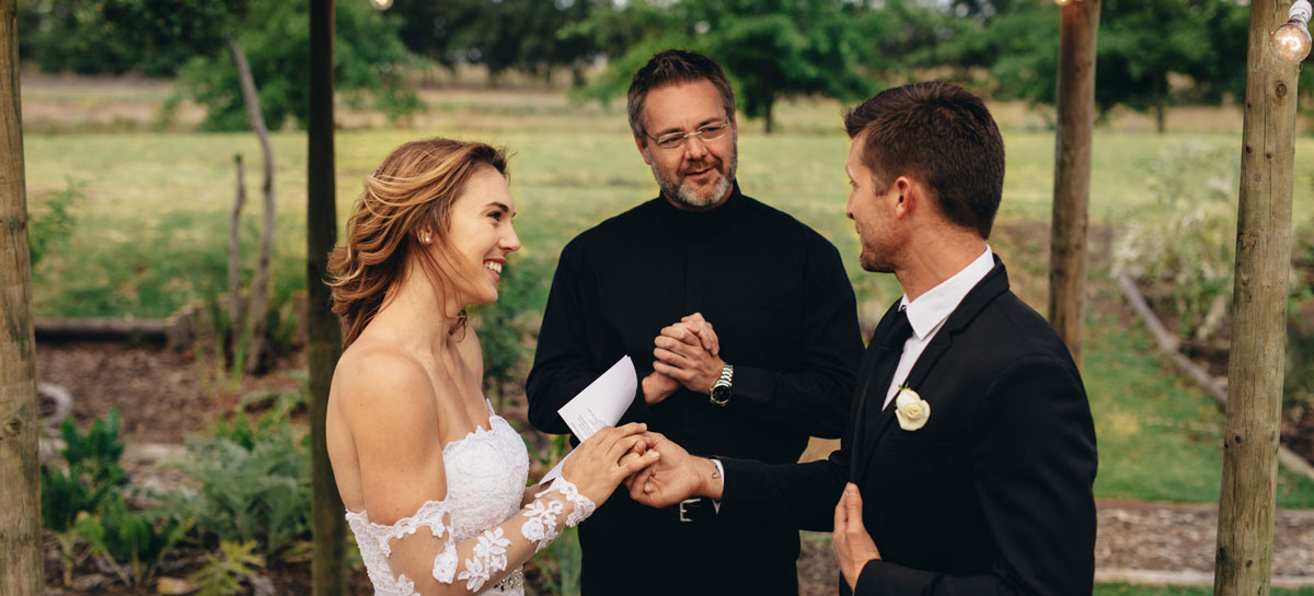 Get Ordained to Officiate Weddings