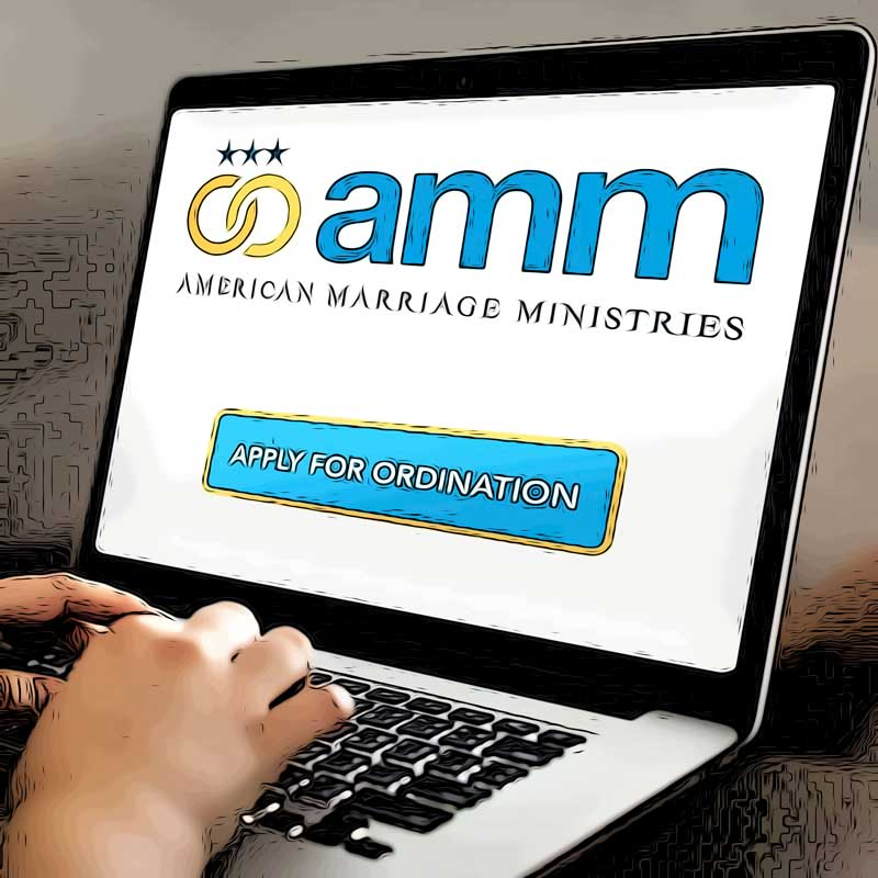 Get Ordained In Washington
