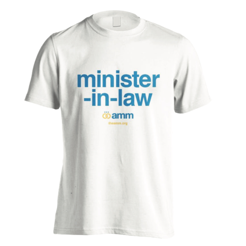 Minister-in-Law T-Shirt