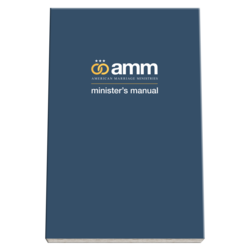 AMM Minister's Manual