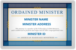 Bold Minister Wallet ID