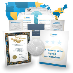 Will You Marry Us? - Officiant's Package