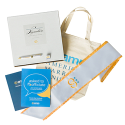 Signature Wedding Officiant Package