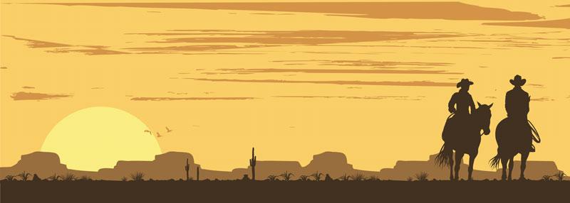 Westworld Wedding Sunset