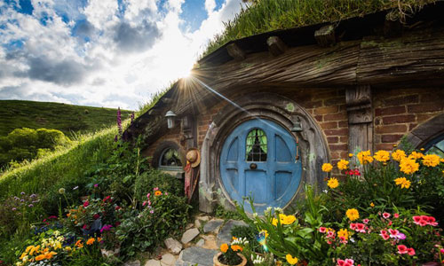 Weddings at Hobbiton