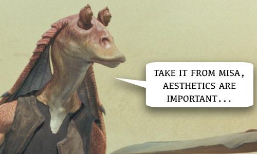 Star Wars Wedding Aesthetics