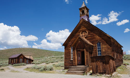 Westworld Wedding Chapel